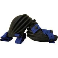 Kniebeschermer Nierhaus set (lang model)