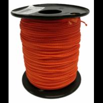 Touw 500 meter oranje 1,5 mm