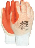 Handschoen Prevent oranje