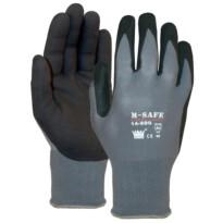 Handschoen M-safe Nitrile foam 9/L