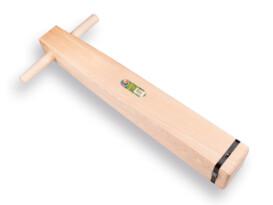 Handgrondstamper Atlas hout