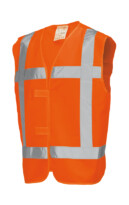 Veiligheidsvest RWS oranje M/L