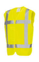 Veiligheidsvest RWS geel M/L