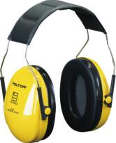 Gehoorbescherming Peltor (geel)