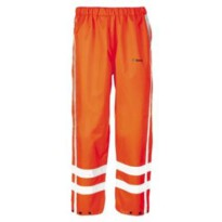Regenbroek RWS oranje M-Wear XXL